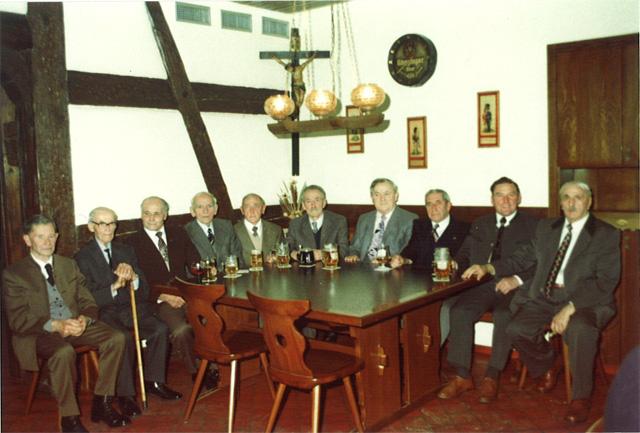 Ehrenmitglieder 1983