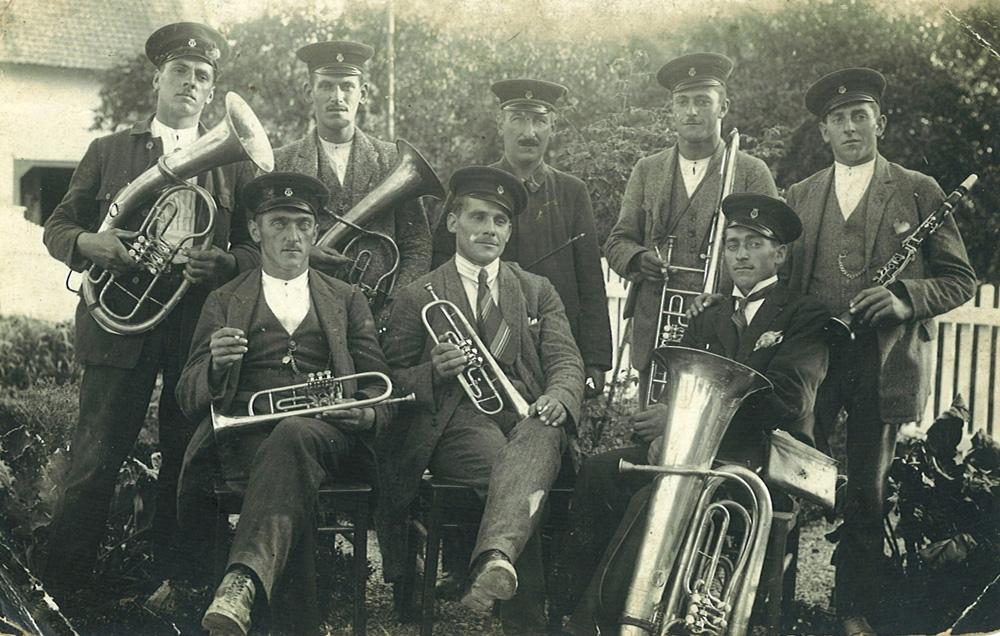 Musikkapelle 1924